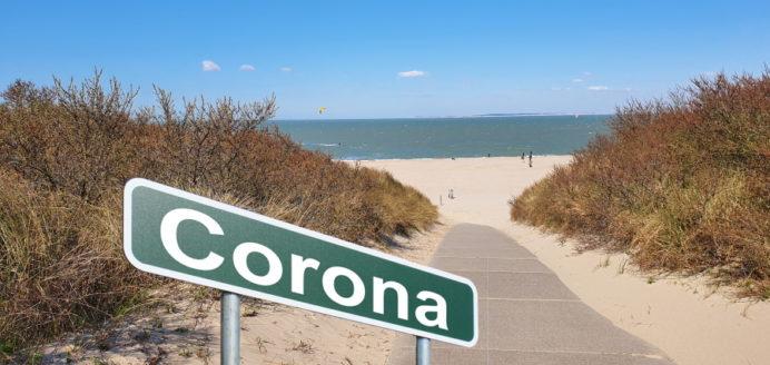 Corona en verblijf op Breezand